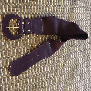 Accessories - Purple belt